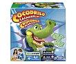 Juego de mesa infantil de habilidad Cocodrilo Sacamuelas, de 2 a 4 jugadores HASBRO.  Hasbro
