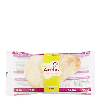 Genius Pan Indio Naan 240 g