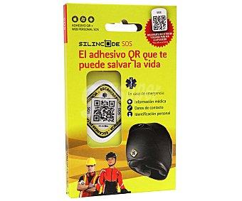SILINCODE Adhesivo SOS 1 unidad