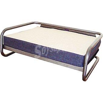 IMOR cama para mascotas con colchón medidas 63,5x45,5x20,5 cm 1 unidad