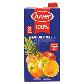Juver Zumo concentrado multifrutas Brik 2 L