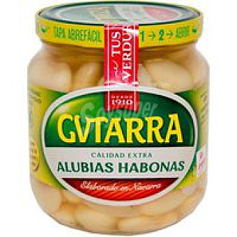 Gvtarra Alubia granja cocida Frasco 400 g