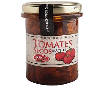 Aranca Tomate seco en aceite virgen Bote 120 g peso neto escurrido