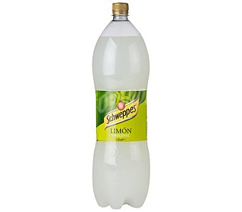 Schweppes Spirit Limon botella 2 l Botella 2 l