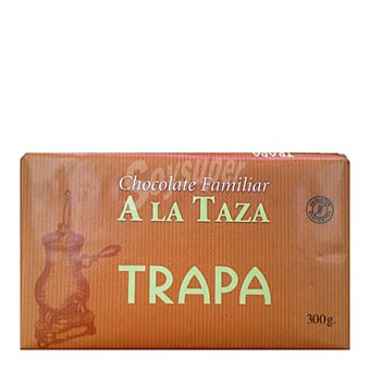 Trapa Chocolate taza tableta 300 g