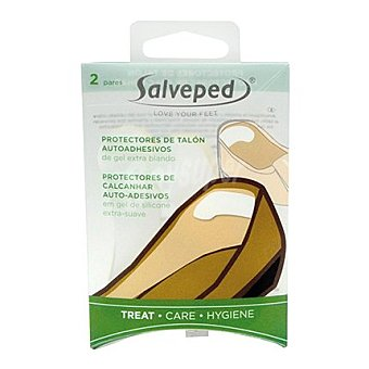 Salveped Protector para talones 4 ud