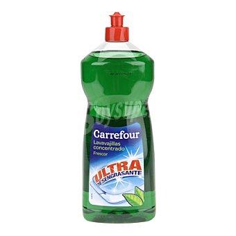 Carrefour Limpiavajilla verde 1 l