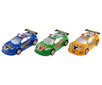 VEHÍCULOS Surtido de coches de policía de juguete, vehículos.