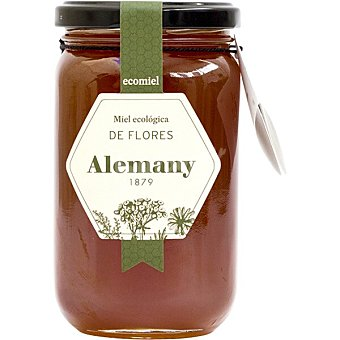 Alemany Miel ecológica de flores tarro 500 g tarro 500 g