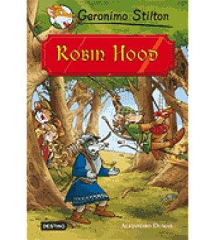STILTON Gs grandes historias. robin hood (gerónimo )