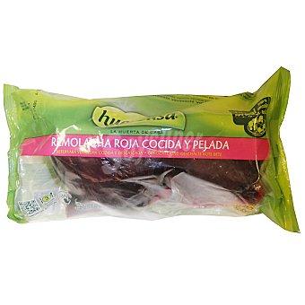 Huercasa Remolacha entera cocida Bolsa 450 g