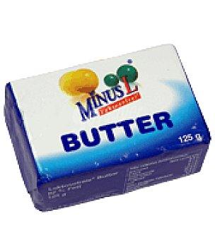 Minus l Mantequilla 125 g