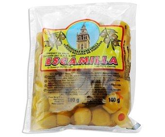 Escamilla Aceitunas rellenas de pimiento 100 g