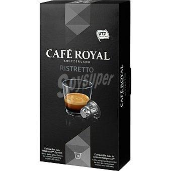 Royal Café Ristretto Caja 10 monodosis