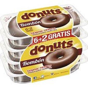 Panrico Donuts bombón 8 unidades (440 g)
