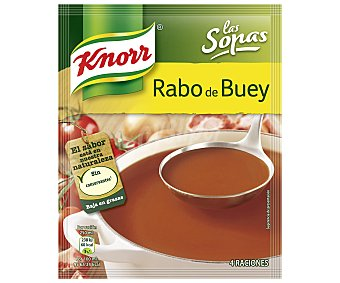 Knorr Sopa de rabo de buey sobre 80 g