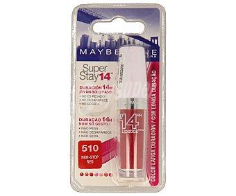 Maybelline New York Barra de labios de larga duración Nº 510 1 unidad