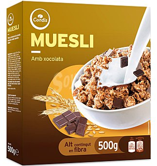 Condis Muesli chocolate 500 G