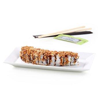 Crunch Nestlé Cali roll Sushi Daily 8 pzas 8 pzas