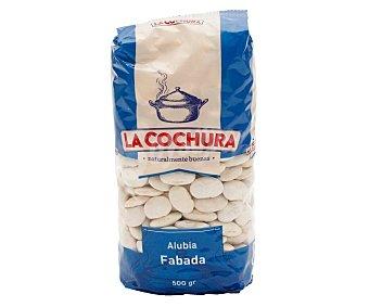 La cochura Alubias de granja Bolsa 500 gramos