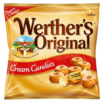 Werther's Original Caramelos duros con mantequilla Bolsa de 135 g