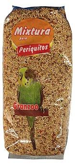 Granzoo Comida periquito mixtura Paquete 1 kg