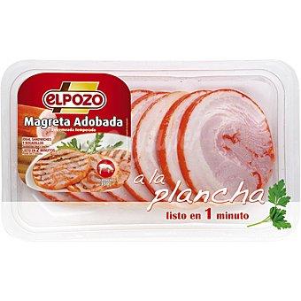 ElPozo Magreta adobada de cerdo Bandeja 350 g