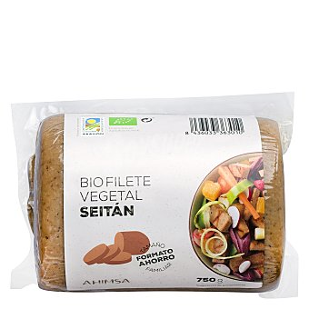 Ahimsa Filete vegetal seitán ecológico 750 g