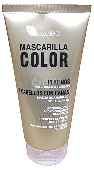 Azalea Mascarilla cabello rubio platino Tubo de 150 cc