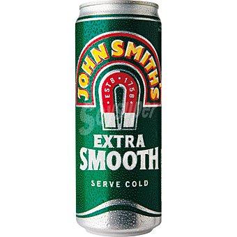 JOHN SMITHS Cerveza rubia inglesa  lata 50 cl