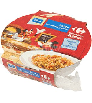 Carrefour Kids Pasta con tomate y queso 200 g
