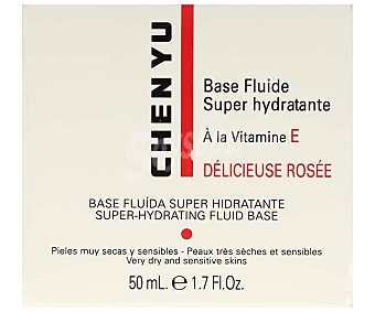 Chen yu Base fluida super hidratante para pieles muy secas y sensibles 50 ml