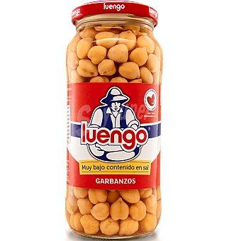 Luengo Garbanzo cocido bajo en sal 400 g