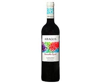 Aragus Vino tinto con denominación de origen Campo de Borja Botella de 75 cl