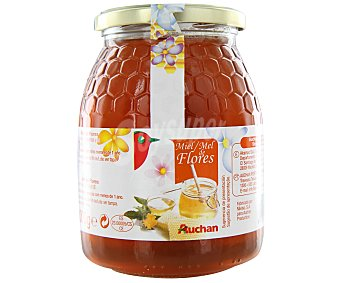 Auchan Miel de flores 1 kilogramo