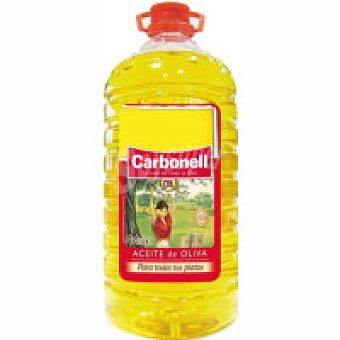 Carbonell Aceite de oliva Garrafa 4+1 litros
