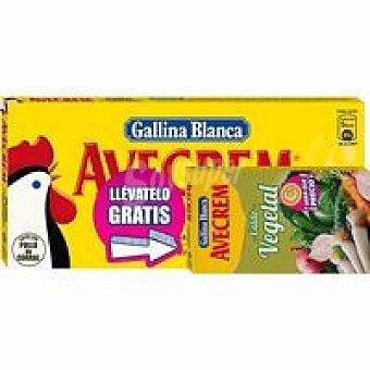 Avecrem Gallina Blanca Caldo de pollo-verdura 24+8 pastillas