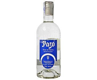Pazo Aguardiente de Orujo de Galicia Botella 70 Centilitros