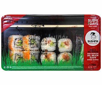SUSHITA Akashi box 228 gramos