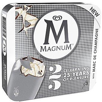Magnum Frigo Magnum 25 Aniversario 3undx100ml