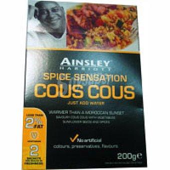 Ainsley Harriot Cous Cous sensacion especias Paquete 100 g