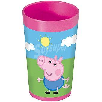 STOR Vaso apilable con dibujos de Peppa Pig 1 unidad