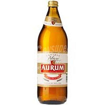 BOTELLA Aurum Cerveza 1l
