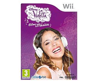 LITTLE ORBIT Violetta Ritmo & Música para Wii 1u