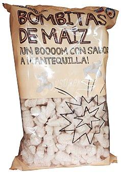 Hacendado Aperitivo bombitas de maíz Paquete 80 g