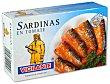 Sardinas con tomate Lata 88 g Vigilante
