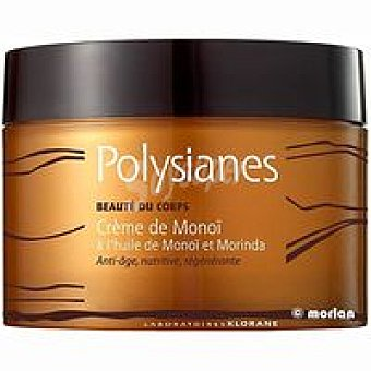 POLYSIANES Crema de monoi Tarro 200 ml