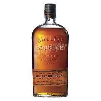 BULLEIT Whisky Bourbon Botella 70 cl