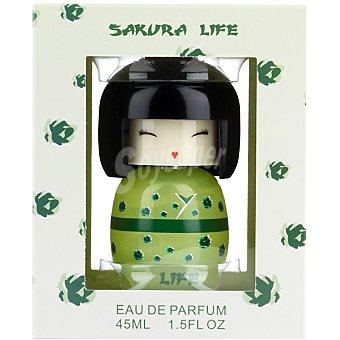 SAKURA Life eau de parfum femenina Frasco 45 ml