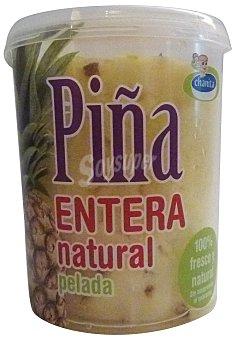 Piña natural pelada entera Bote 400 g